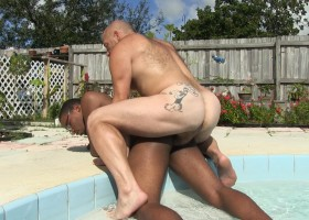Infatuated with Raw Daddy Cock