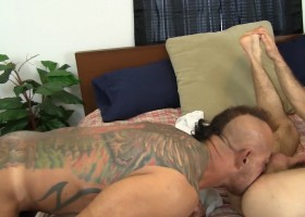 Bo Barebacks and Breeds Ethan Palmer