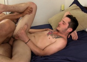 Daddy Barebacks and Breeds Mark Yates