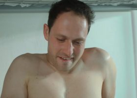Victor Barebacks Two Horny Twinks