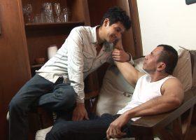 Horatio and Yago