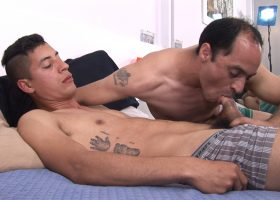 Casimiro and Nestor