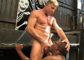 Donny Takes Daddy Fulton Raw