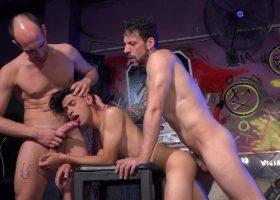 Joris, Mater and Ringo