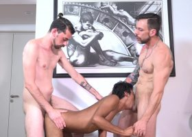 Joris, Dean and Adrian