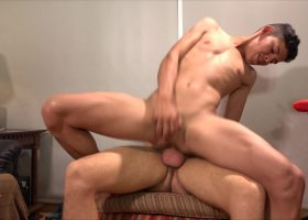 Andres Ivanoff and Evan Saint