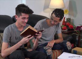 Will, Calvin and Ferdinand