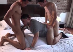 Aiden, Giorgio, Ferdinand and Camera Boy