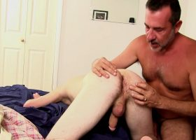 Daddy Barebacks and Breeds Mark Yates
