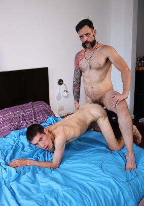 Daddy Joris and Daryl