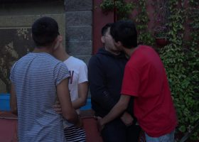 Ferdinand, Antu, Lance, Diego and Camera Boy