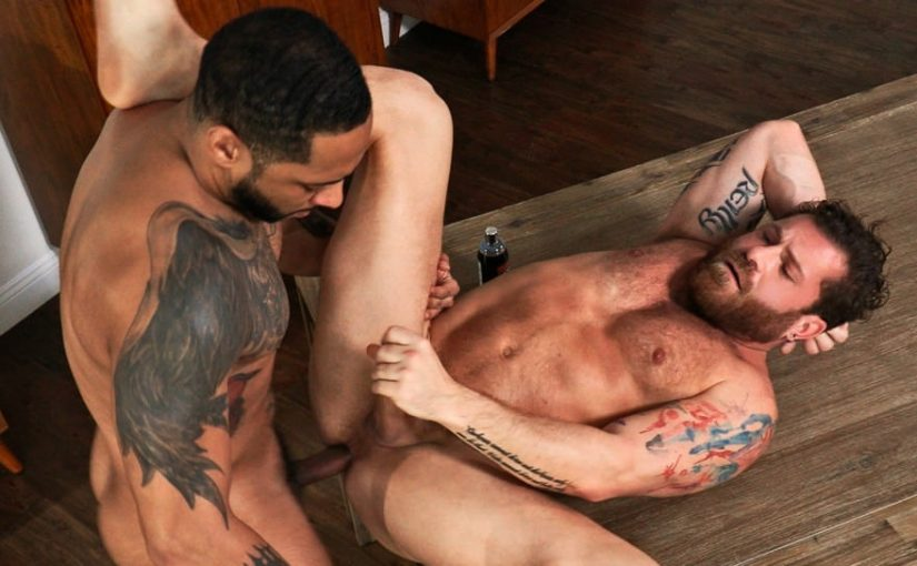Loaded: Muscle Fuck!, Scene #02